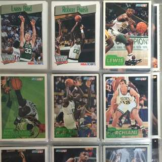 Basketball Cards / Collector Cards