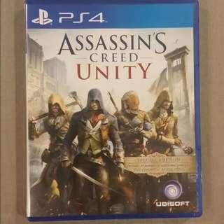 Playstation 4 Games ( Ps4 ): Assassins Creed Unity