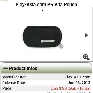 Play-Asia PlayStation Vita Pouch