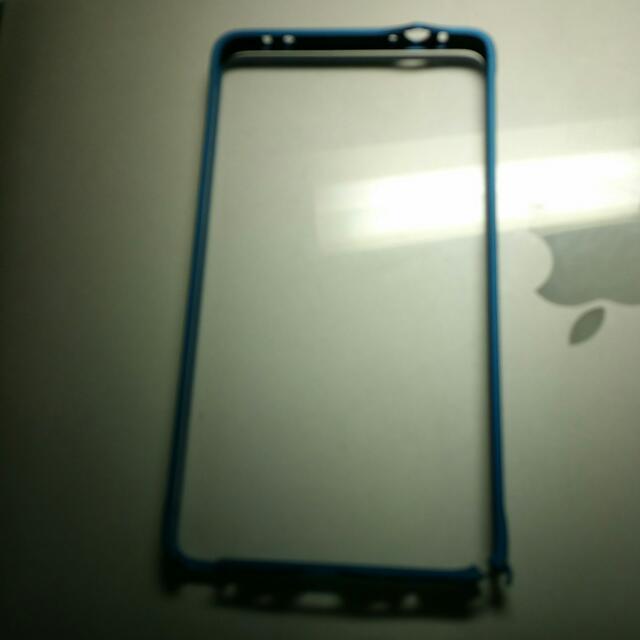 Wts Galaxy Note 4 Metal Bumper(pending)