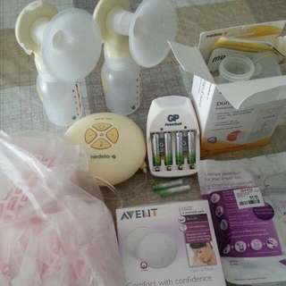 PL Medela Swing Maxi Double Breast Pump