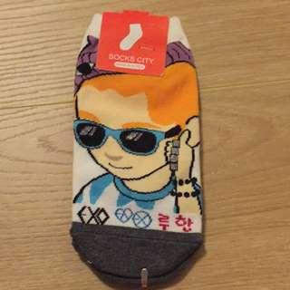 EXO LUHAN Socks