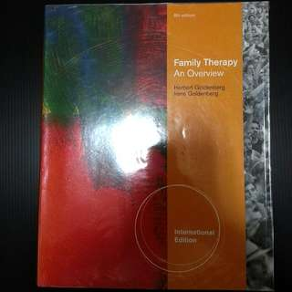 Family Therapy - Counselling Textbook