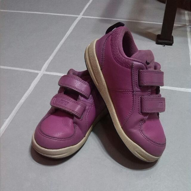 Dark Pink NIKE shoes, Babies \u0026 Kids on