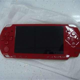 PSP RED 2000