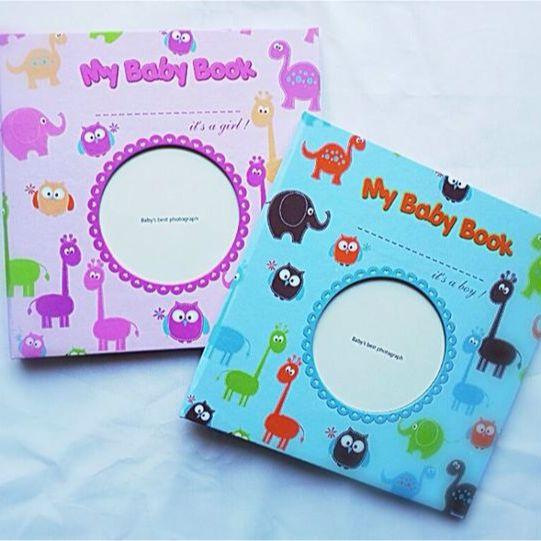 My Baby Baby Book Journal