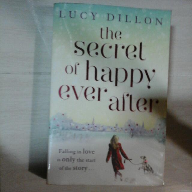 THE secret Of Happy Ever After Book