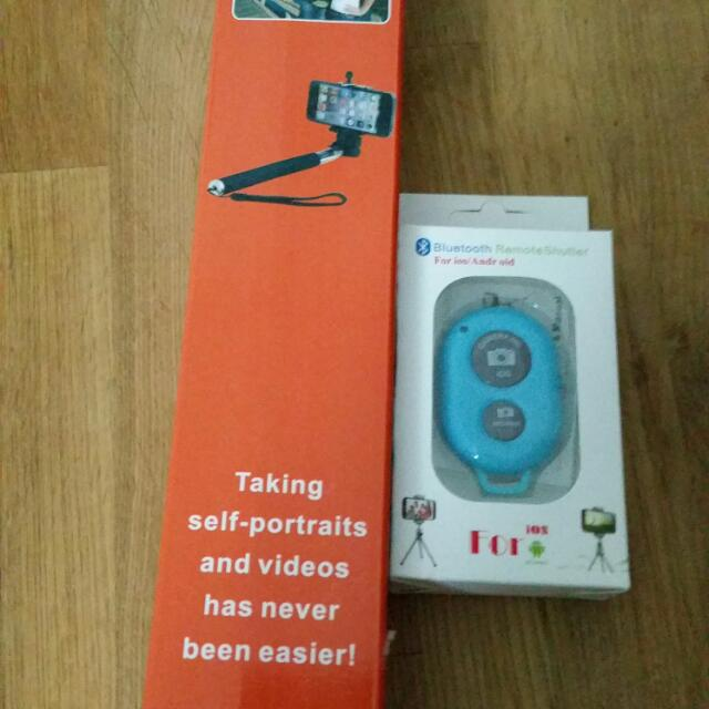 *Reduced* BNIB monopod and remote
