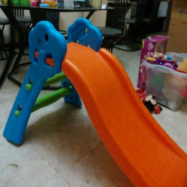Rush Sale! Grow 'N Up Kiddie slide