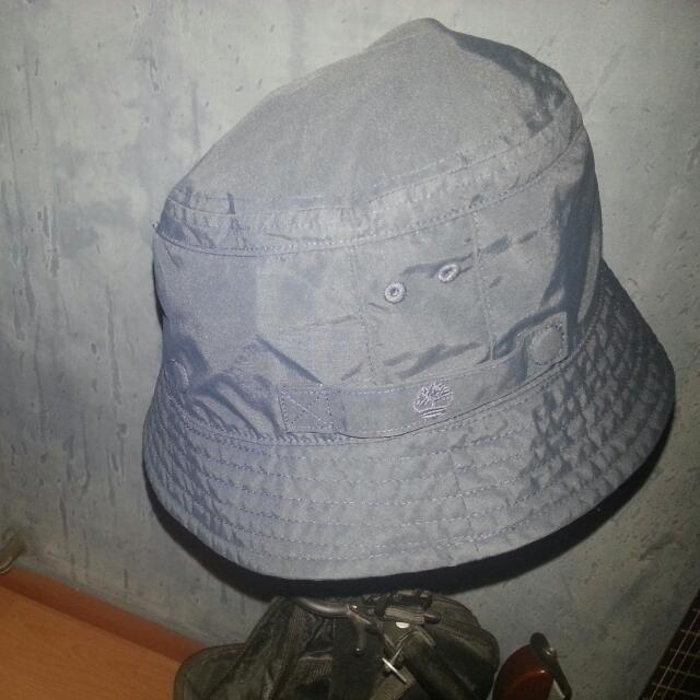 c7fbc61c583 Timberland Bucket Hat(Navy Blue)