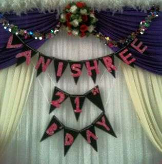 Name Banners For Birthday