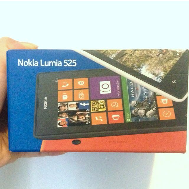 pending: BN: nokia lumia 525