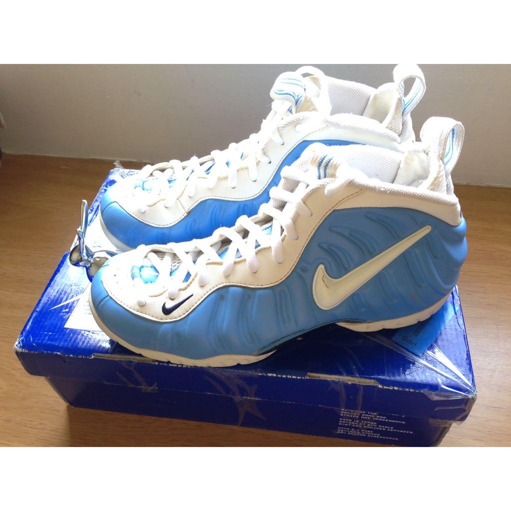 Nike Air Foamposite Pro UNC, Sports on