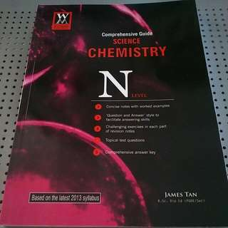 N Lvl Science Chemistry