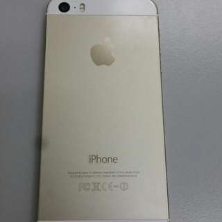iPhone 5S Gold (64gb)