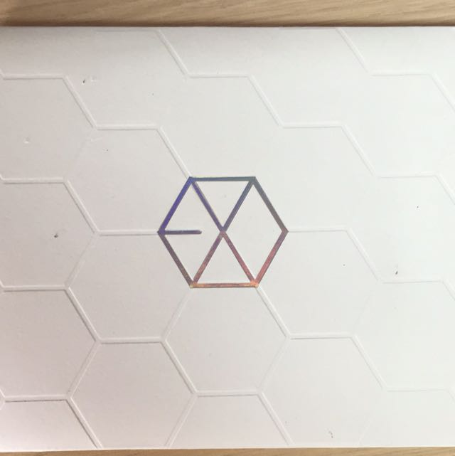 INSTOCKS EXO MAMA KOREAN VER.