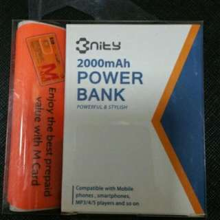 3nity 2000mah Powerbank Trinity