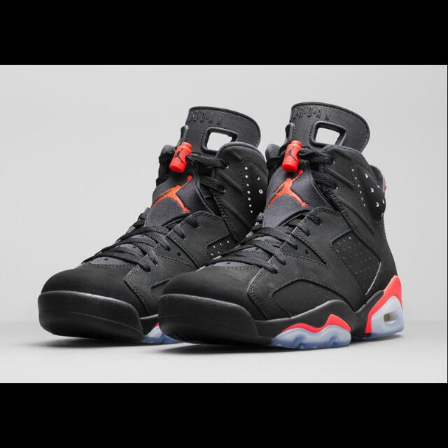 (CLOSED) AJ 6 RETTRO BLACK/INFRARED
