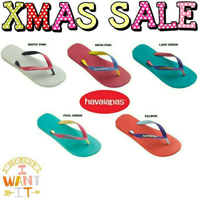 b1490c556 30% Off HAVAIANAS TOP MIX Flip Flops  Black Friday   Christmas Sale ...