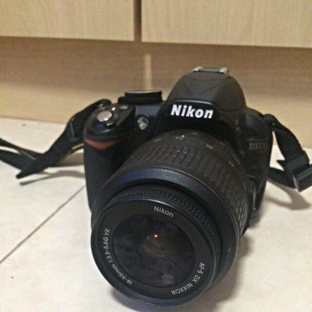 Reduced Price!  Nikon D3100