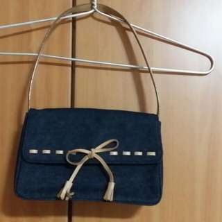 Authentic Ralph Polo Small Canvas Bag