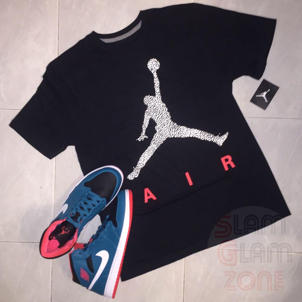 PO  Jordan Jumpman Air Reflect T-Shirt 680b5c65618d