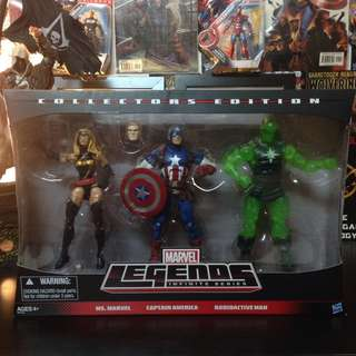 [Reserved] Marvel Legends Infinite Series Collectors Edition