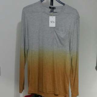 Long Sleeve T from TAIWAN 50%