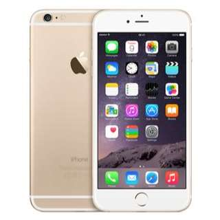 Brand New iPhone 6+ 64gb Gold