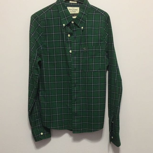 Abercrombie And Fitch Button Up
