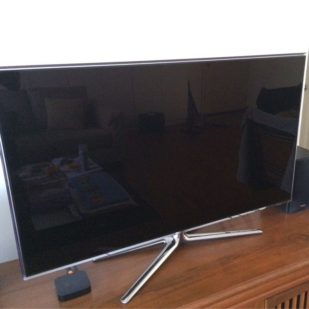 "Samsung 46"" 7 Series TV - LED HD & 3D"