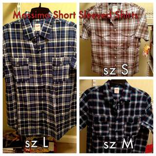 Mossimo Short Sleeve Shirt