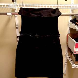 MNG Black Dress