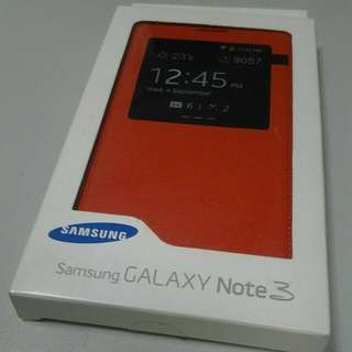 BN Samsung Galaxy Note 3 S View Cover