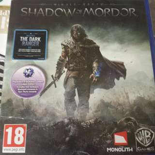 Shadow of Mordor (Reserved)