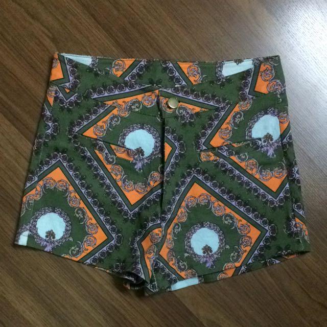 Oakham Market HW Shorts
