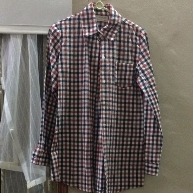 Vintage Checked Shirt