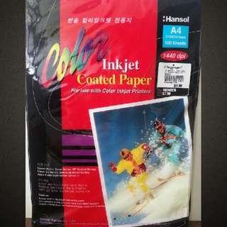 BN Inkjet Coated Paper