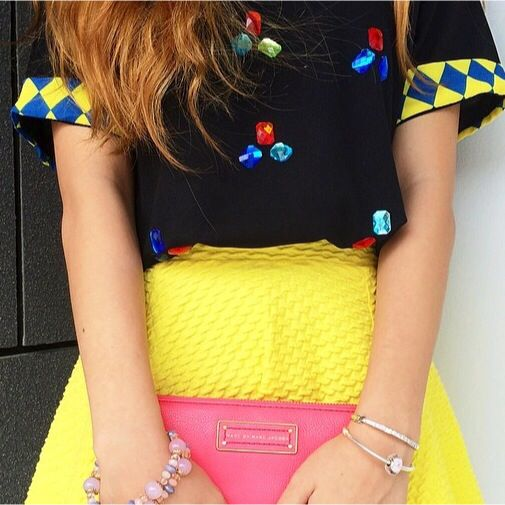 Bejeweled Top
