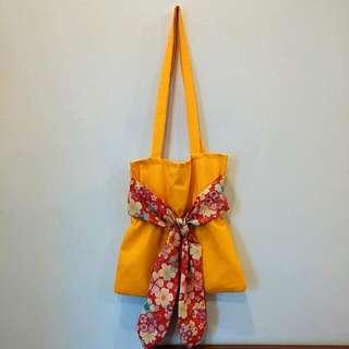 Handmade Bag : The Golden Japanese