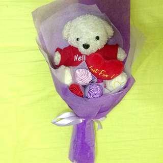Bear Bouquet (new)