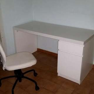 office table and free chair