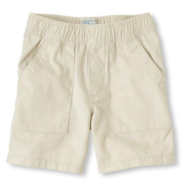 BN Size 3T, 4T TCP Flat-Front Pull-On Shorts For Kid Boy - Pktcp Pkboy