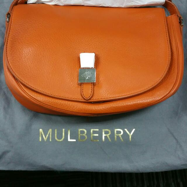 e4910a55006c norway mulberry bayswater small grained leather tote f95e9 4a7e4  50% off  mulberry tessie leather satchel bag orange womens fashion on carousell  c02bb 6f21e