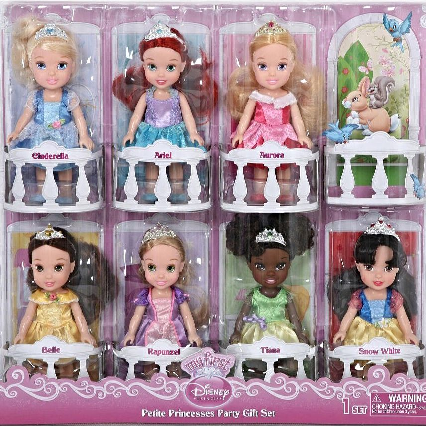 My First Disney Princess Dolls Toys Games On Carousell