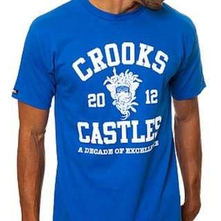 Crooks and Castles The Primetime Tee