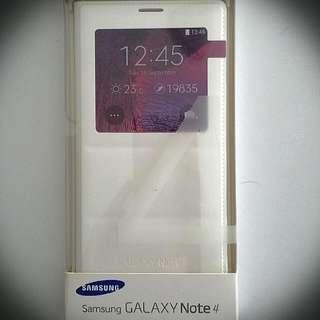 BN Original Samsung Note 4 S View Cover