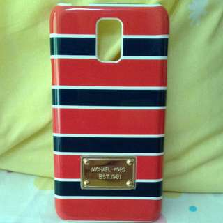 Used MK inspired Samsung Galaxy S5 Hard Cover