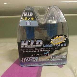 H.I.D H4 LIGHT BULB