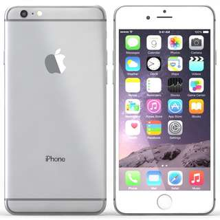 Brand New iPhone 6 Plus 16gb Silver
